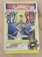 COMMODORE 64 C64 SPY VS SPY BIG BOX VINTAGE GAME BEYOND SOFTWARE