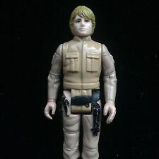 Star Wars Vintage Figura De Acción: Bespin Luke Skywalker Juguete