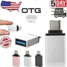 New Type C OTG Adapter USB 3.1 USB-C Male to USB 3.0 A Female Data Converter