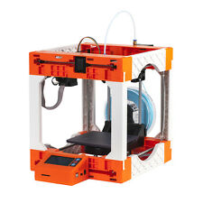 2018 Newest 3D Printer Factory Direct Lowest Price modular design orange