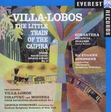 Villa-Lobos The Little Train of the Caipira CD NEW EUGENE GOOSSENS STOKOWSKIB