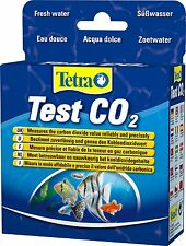 Tetra TEST CO2 (2x 10ml) FRESH WATER * measures the carbon di* 1st class postage
