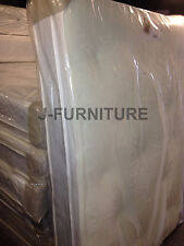 """5ft King Size Luxury Orthopaedic And Memory Foam Two Sides 10"""" Mattress RRP £430"""