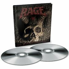 RAGE THE DEVIL STRIKES AGAIN DELUXE EDITION 2CD ALBUM  (Released June 10th 2016)