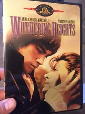 Wuthering Heights (DVD, 1970) TIMOTHY DALTON Rare Htf
