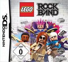 Nintendo DS DSi XL Lite Lego Rock Band Deutsch OVP Neuwertig
