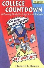 College Countdown, A Planning Guide For High School Students 4th Edition