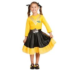 Emma Wiggle Deluxe Costume - Size Toddler From Mr Toys