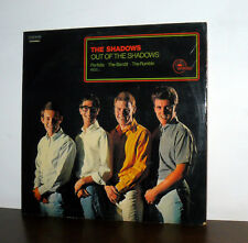 OUT OF THE SHADOWS RARE  LP ITALY  STEREO 1970 EMIDISC 3C 048 50726