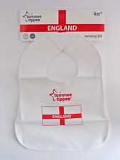Tommee Tippee England Weaning Bib 4 months World Cup Football
