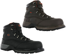 Workforce WF Safety Leather Hydry Waterproof Steel Toe Cap Work Boots Mens