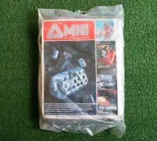 Vintage Omni Gris PVC calibre 18 Inflable Refrigerador de pecho de hielo