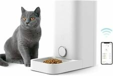 New listing Petkit Automatic Pet Feeder Cat/Dog Smart Feeder Wi-Fi for Android iOs Alexa