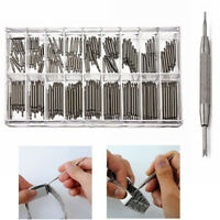 360pcs Watch Band Strap Stainless Steel Spring Bar Link Pin Remover Repair Tools