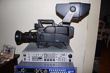 Sony DXC-D50 CCU-D50 Camera Set  SDI