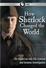 How Sherlock Changed the World  DVD By PBS