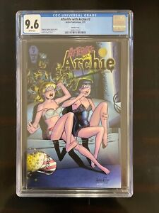 Afterlife with Archie #7 Pepoy Betty & Veronica Lingerie Variant CGC 9.8