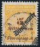 DR 1923, D 85, gestempelt, gepr. Weinbuch, Mi. 110,-
