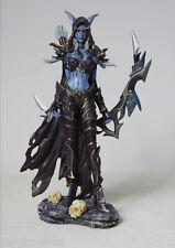World of Warcraft Dota Warcraft Highborne Dark Ranger Sylvanas Windrunner Figure