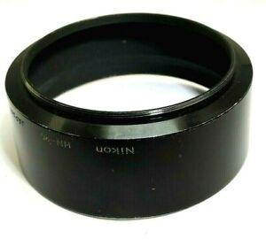 HN-20 72mm Lens Hood Shade Nikon for AiS AI-S 85mm f1.4 Nikkor Manual Focus EOM