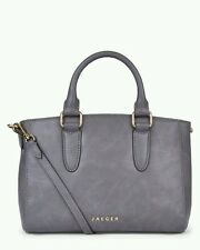 BRAND NEW WITH TAGS SMALL JAEGER HANDBAG GREY RRP £149