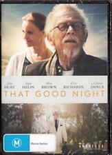 THAT GOOD NIGHT - JOHN HURT - NEW & SEALED REGION 4 DVD FREE LOCAL POST
