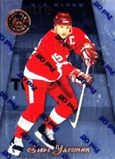 1997-98 Pinnacle Certified #38 Steve Yzerman