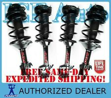 4-PACK - FCS Complete Loaded Struts & Springs for 09-12 TOYOTA VENZA WAGON FWD