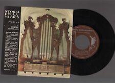 storia della musica disco 33 giri - vol.II - numero 8 - il corale luterano