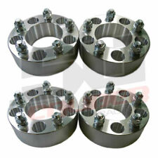 "Four 1.25"" Wheel Spacers | 5x4.5 | 1/2-20 | Fit Bronco II Ford Crown Victoria Y2"