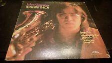 JOHN KLEMMER CONSTANT THROB Vinyl Record LP - Jazz - Impulse - VG