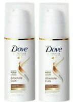 (2 Pack) Dove Supreme Crème Serum, Absolute Curls 3.3 oz