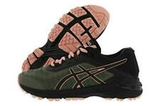 Asics de mujer GT-2000 6 Trail Running Zapatos, Negro, Talla 8.0 whzx