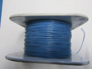 New Original Belden 8504 006 24 AWG Hook Up Wire 100Ft Light Blue, Free Shipping