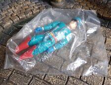 M. Bison Gi Joe Street Fighter 2 1993 Hasbro Movie Blue Player 2 Sealed in baggy