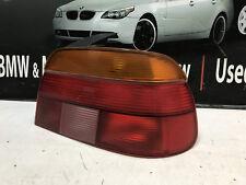 BMW E39 TAIL LIGHT AMBER TURN SIGNAL 525 528i 530i 540i M5 96-00 R 63218363560