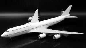 Blank/White Boeing 747-8I JC Wings JC2WHT169 XX2169 Scale 1:200