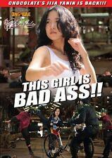 THIS GIRL IS BAD ASS -Hong Kong RARE Kung Fu Martial Arts