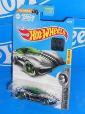 Hot Wheels 2017 Factory Set Super Chromes Series Gazella GT Chrome