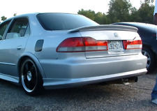 NEW 1998 1999 00 2001 2002 HONDA ACCORD SEDAN WW STYLE REAR LIP SPOILER BODY KIT