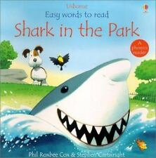 Shark in the Park Easy Words to Read
