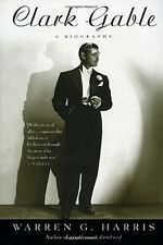 Clark Gable a Biography - Softcover 1st EDITION 2000