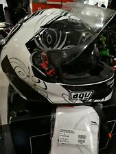 Casco Moto Integrale Agv Horizon absolute black Taglia L 59 60 promo