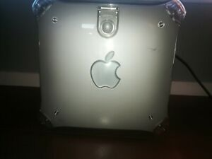 Apple Power Mac G4 Tower Computer PC Spares Repair Untested Parts Mirror Door