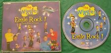 THE WIGGLES......EAGLE ROCK! WITH ROSS WILSON...SINGLE CD INCLUDES FILM CLIP