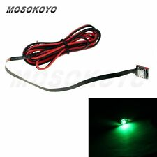 Green 0.2W Mini Slim Green LED License Plate Light Lamp Super Bright Motorcycle