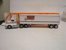 Winross Hanover Transfer Company International Tractor Trailer 1:64 Mint