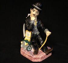 Rare Kevin Francis Charlie Chaplin Prince of Clowns 1994 KF Guild Figure No 47