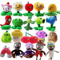 Kid Plants Vs Zombies Lot 20pcs Plush Toy Split Bean 6'' Soft Stuffed Doll Gift
