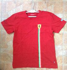 Polo Ferrari F1 Kimi Raikkonen Bambino Ferrari Shirt Child